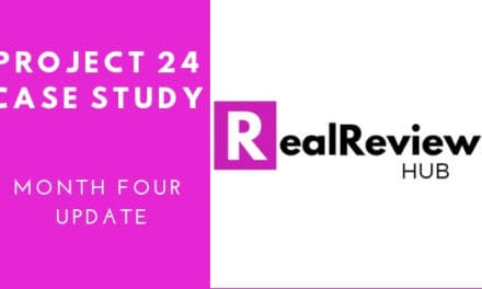 Project 24 Income School Case Study Review Update Month 4