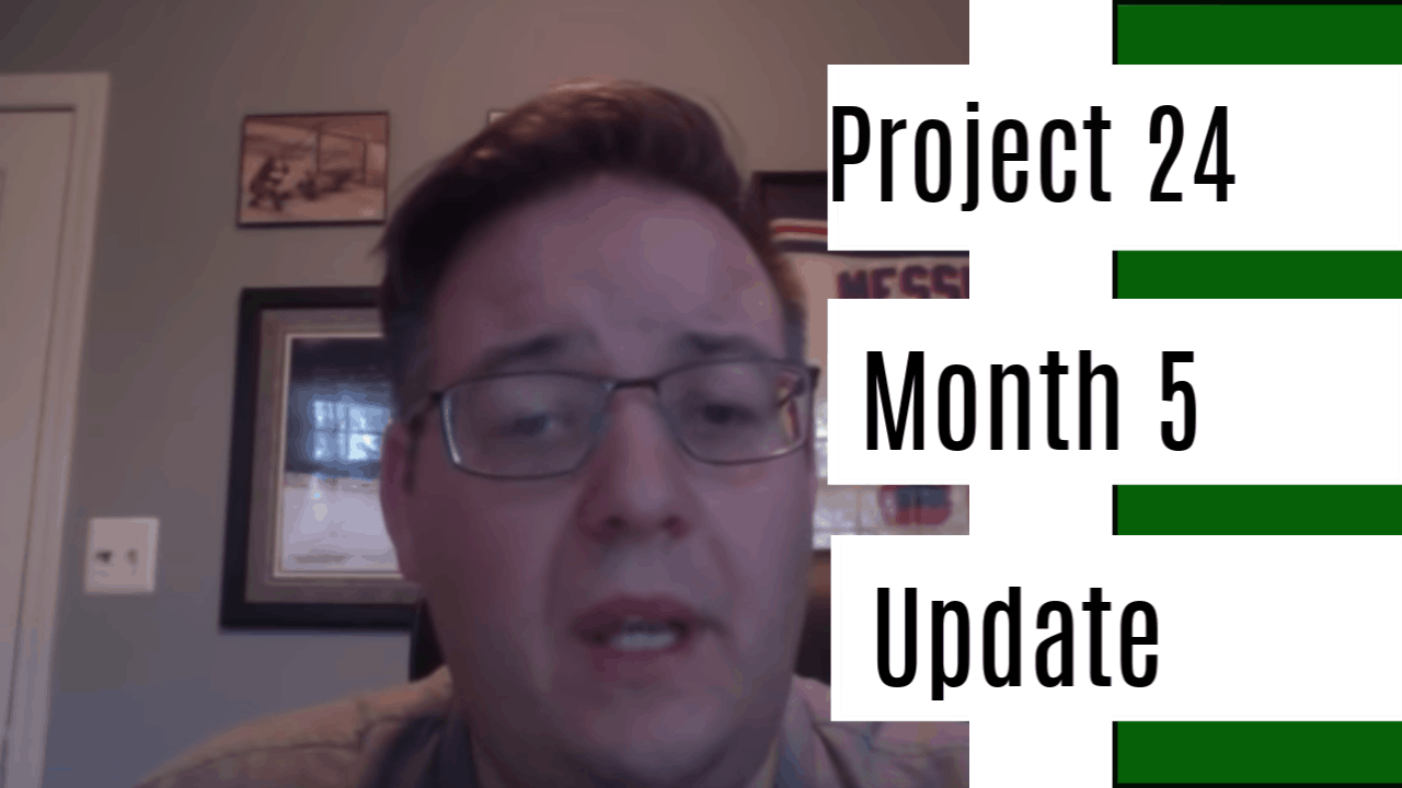 Project 24 Review Case Study- Month 5 Update