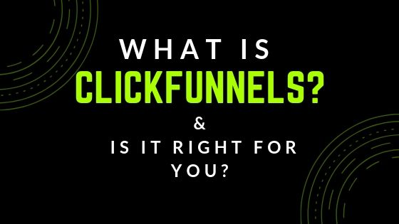 See This Report on What Is Clickfunnels Used For