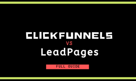 Leadpages vs. ClickFunnels: What's the Best Landing Page Tool?