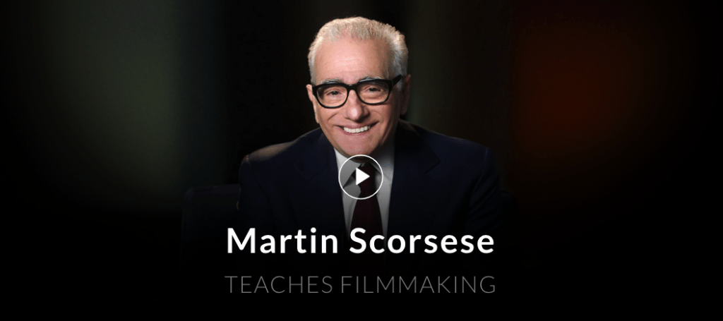 Martin Scorsese Masterclass Review Featured Image