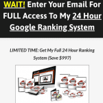 24 HR Ranking System Course